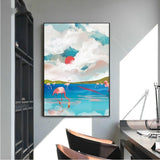 Landscape Painting Wall Art Prints - Fansee Australia