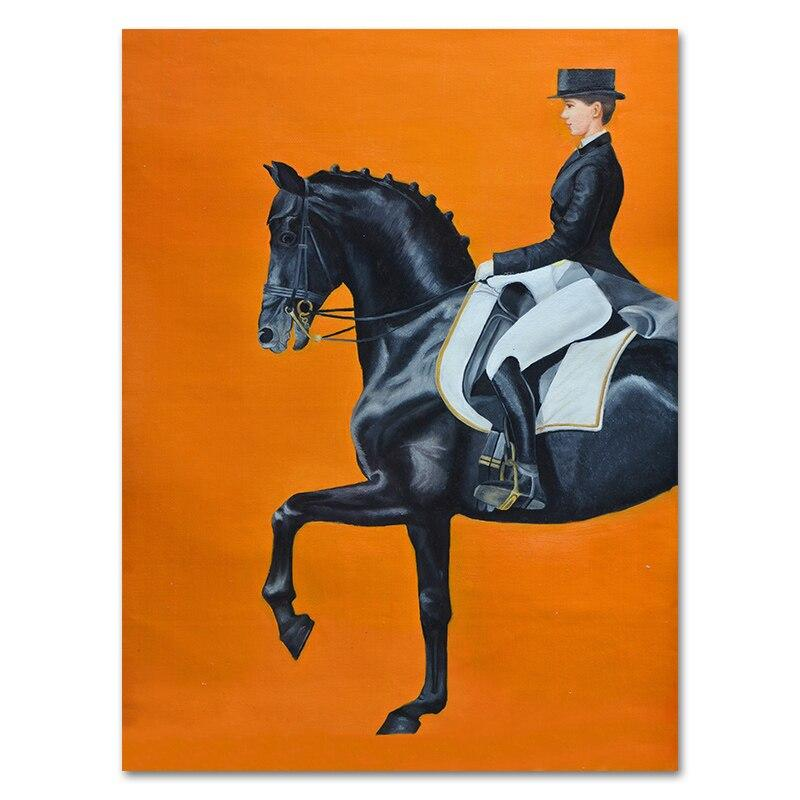 On Horseback Wall Dacoration Prints - Fansee Australia