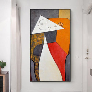 Picasso Magic Wall Art Print - Fansee Australia