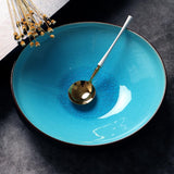 Serving Bowl 26 cm - Aqua d'Amour (2 Piece Bowl Set) - Fansee Australia