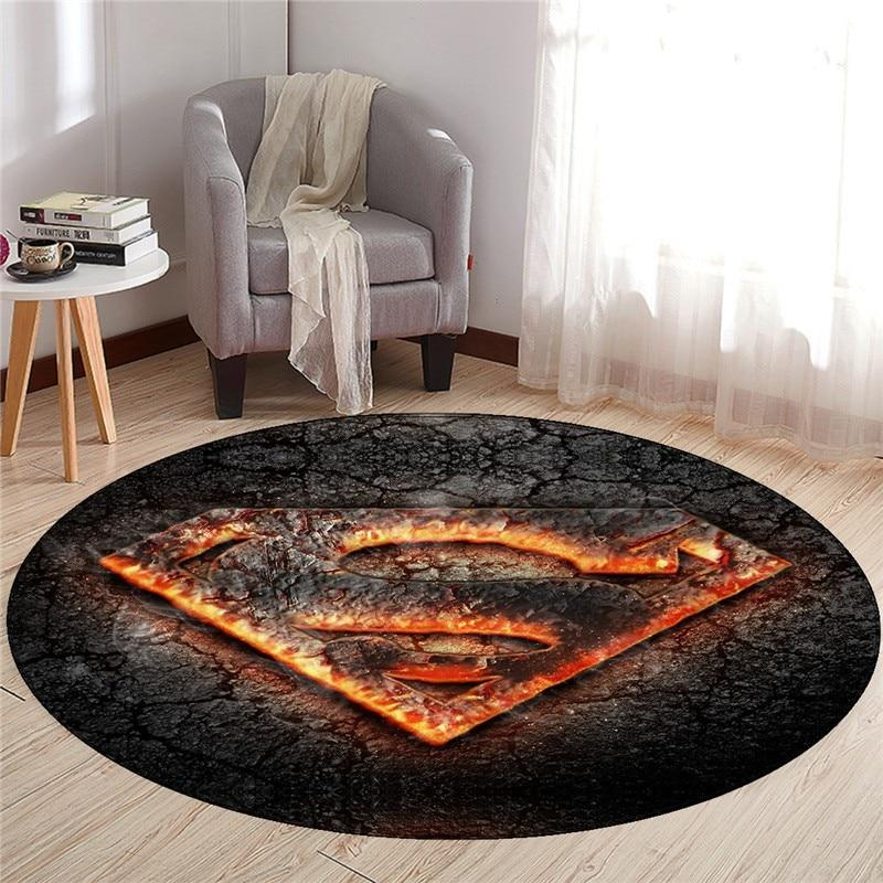 Superman Children's Rug - Fansee Australia