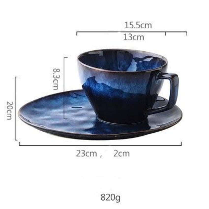 Tea Cup Set (Mug Set of 2) - Fansee Australia