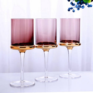 Wine Glasses (Set of 4 Red) - Fansee Australia