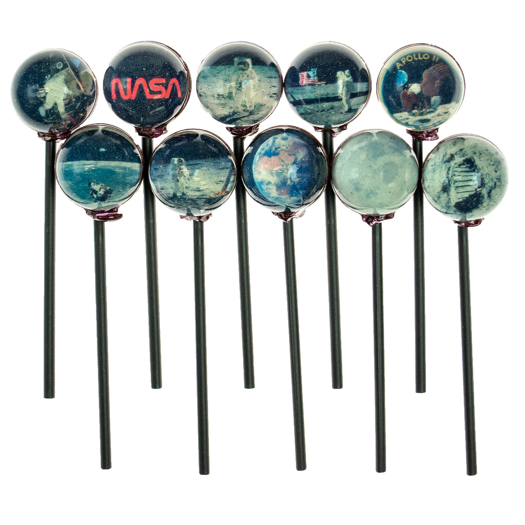 Apollo 11 Universe Lollipops! Celebrating 50th Anniversary of the Moon Landing!