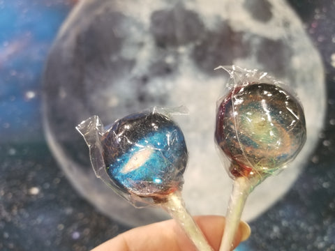 Galaxy Lollipops at ElisaTek Conference