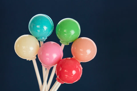 Flavor Lollipops Sparko Sweets