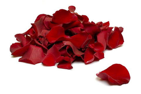 Rose Petals for Lollipops by Sparko Sweets