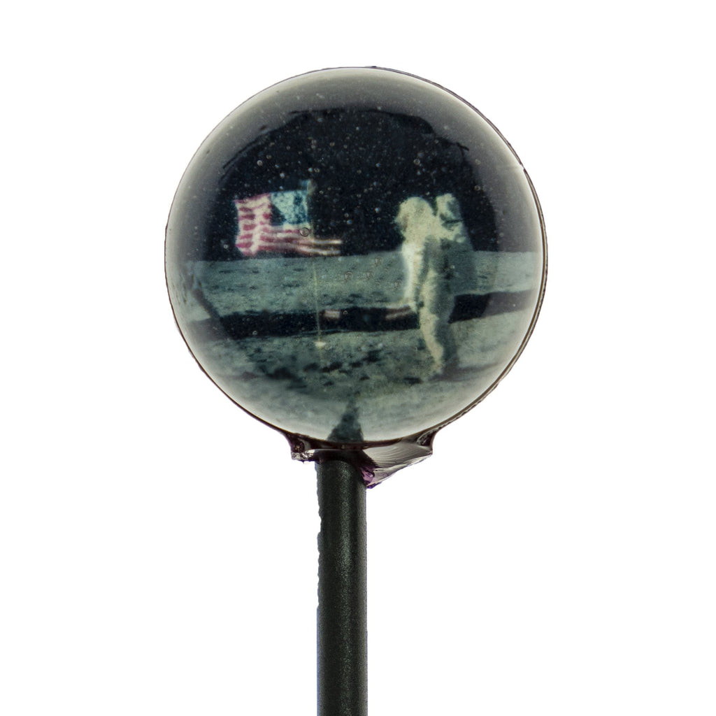 NASA Apollo 11 Moon Mission Universe Lollipops - Sparko Sweets