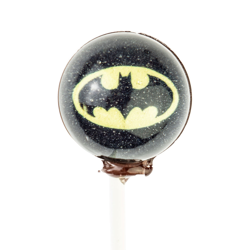 Batman Picture Lollipops (10 Pieces) - Sparko Sweets