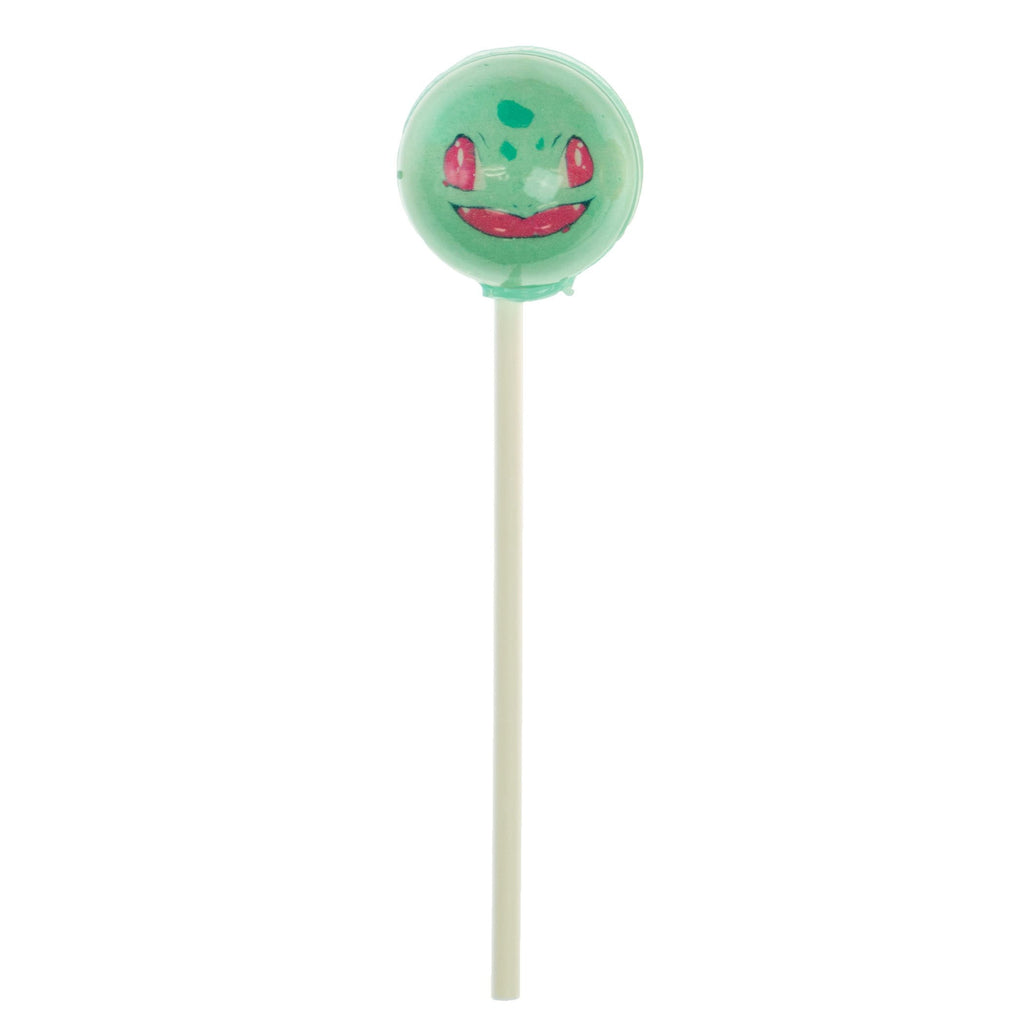 Bulbasaur Pokemon Lollipops (10 Pieces) - Sparko Sweets