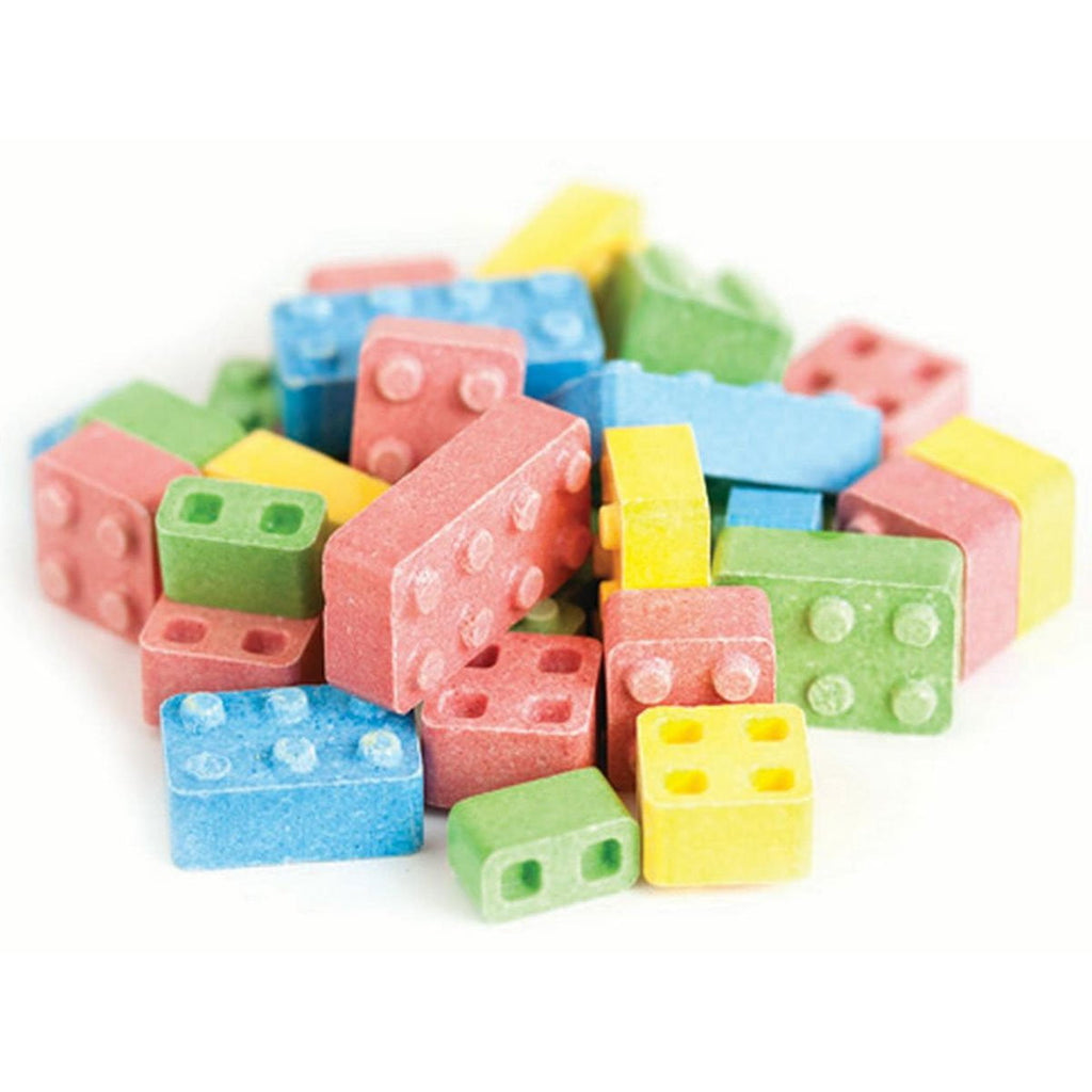 Lego Candy Blocks (1 lb.) - Sparko Sweets