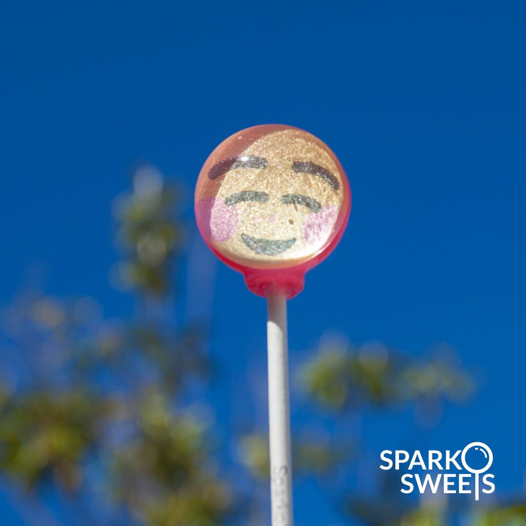 Emoji Picture Lollipops (10 Pieces)