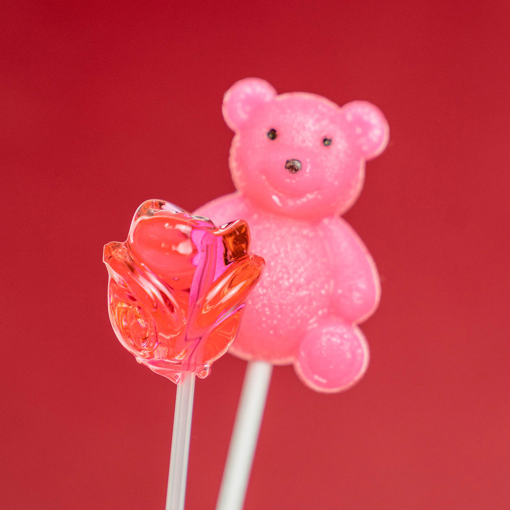 Custom Shaped Lollipops - Sparko Sweets