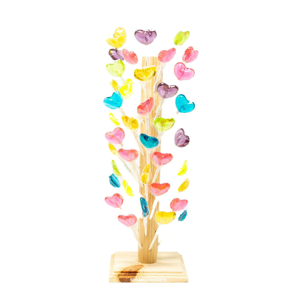 Lollipop Tree Centerpiece - 72 Lollipops - Sparko Sweets