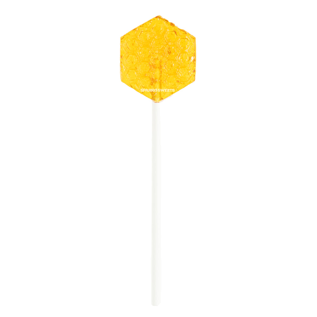 Honeycomb Lollipops (40 Pieces) - Sparko Sweets