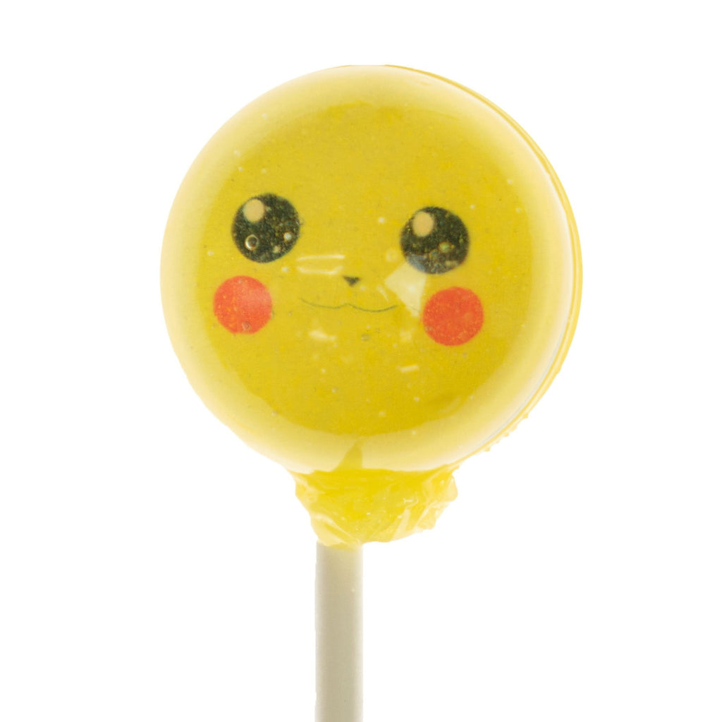 Pikachu Pokemon Lollipops (10 Pieces) - Sparko Sweets