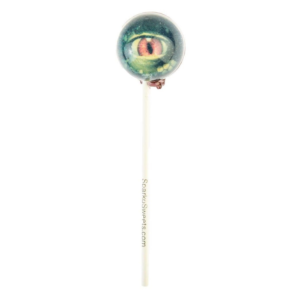 Reptile Eyes Picture Lollipops (10 Pieces) - Sparko Sweets