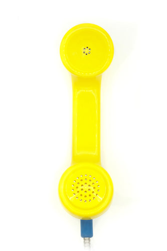 Payphone Mic PP-1 NOS Yellow