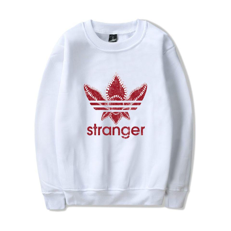 Stranger Things Addidas Sweater - Show Palace