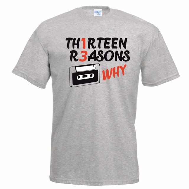 13 Reasons Why Tape Recording Shirt - Show Palace