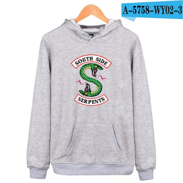 Riverdale South Side Serpents Hoodie - Show Palace