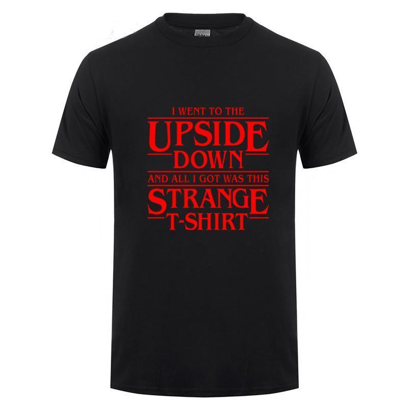 I Went To The Upside Down Shirt - Show Palace