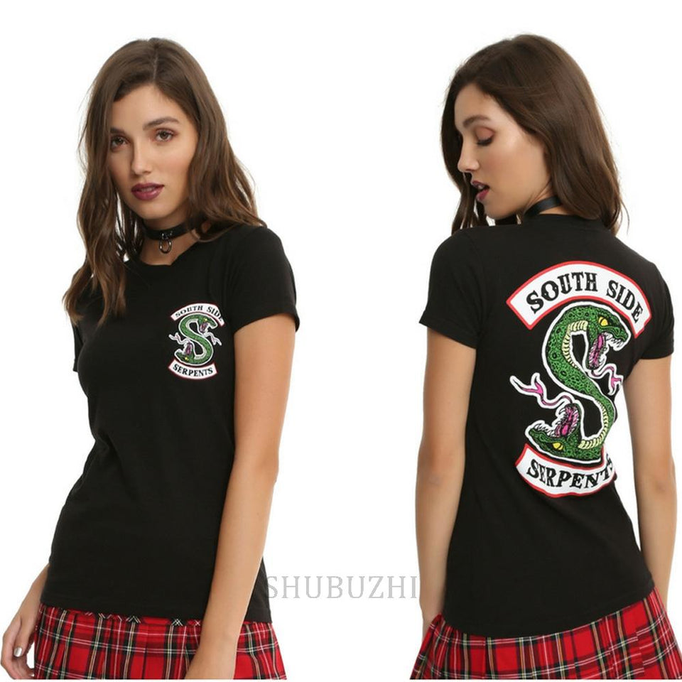 Women's Riverdale South Side Serpents Shirt - Show Palace