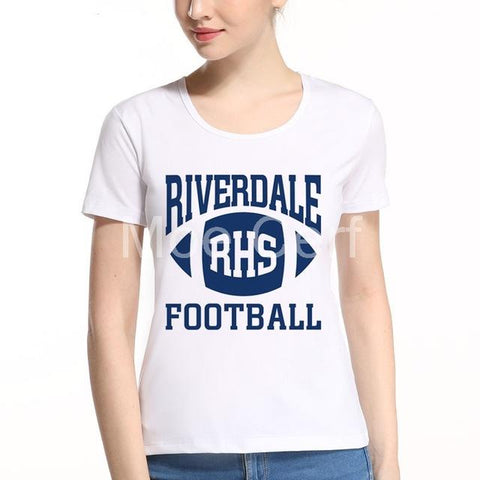 New Women's Riverdale Football Shirt - Show Palace