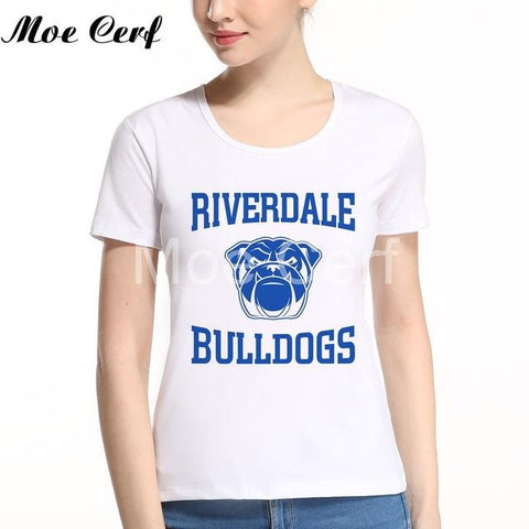 New Women's Riverdale Bulldogs Shirt - Show Palace