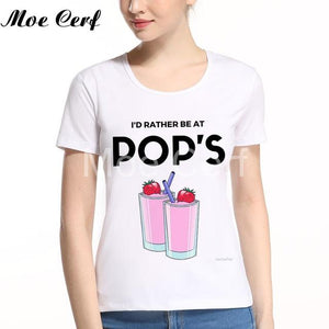 New Women's Riverdale Pop's Shirt - Show Palace