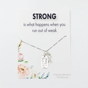 Strong is Beautiful - OrinStyles