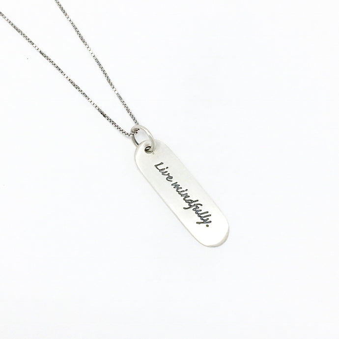 Mindfulness necklace - OrinStyles