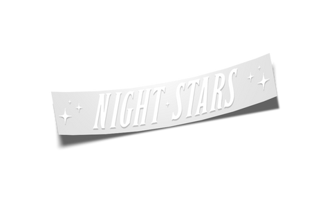 night stars diecut