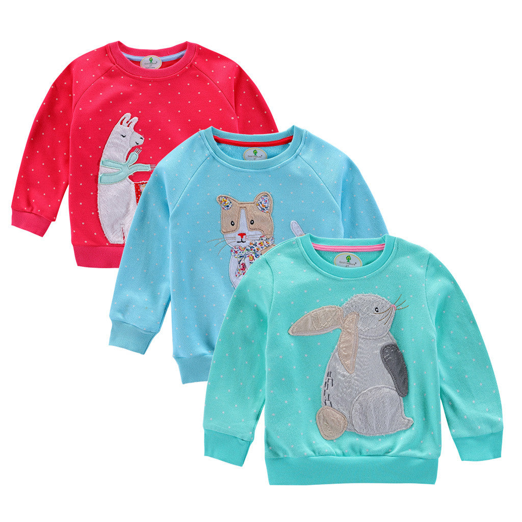 Children's Long Sleeve Sweater