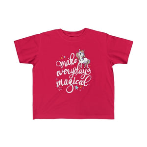 Unicorn Make Everyday Magical Kids Tee