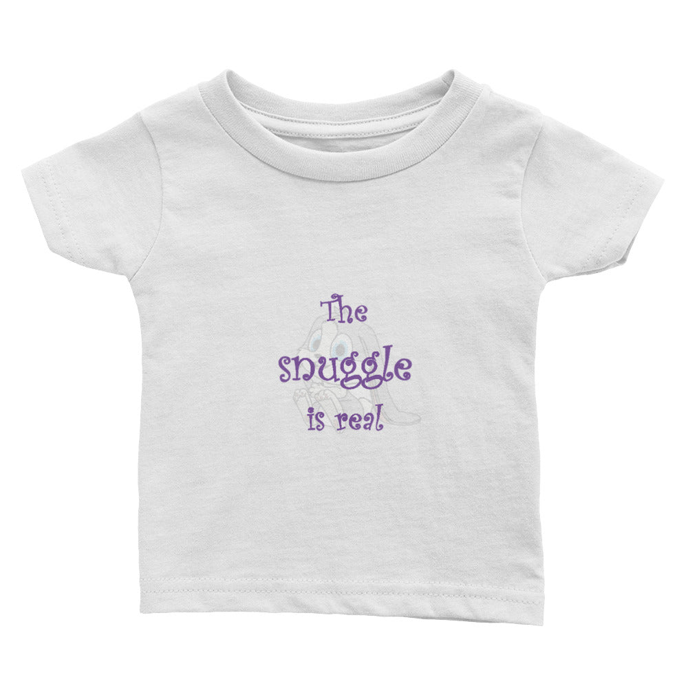 The Snuggle is Real Infant Tee