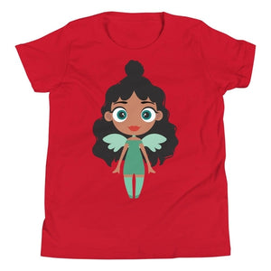 Kritter Christmas Fairy  Kids T-Shirt