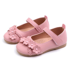 Floral Girl Spring Shoes