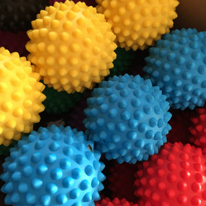 Fortress Hard Spiky Massage Ball
