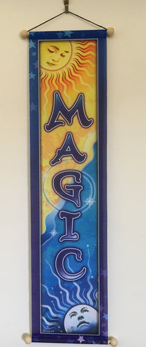 Banners for home or office