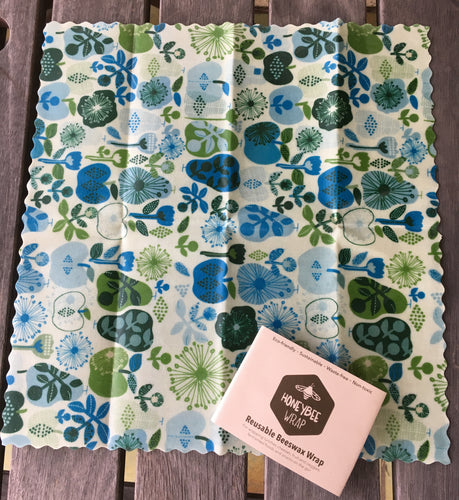 Reusable Beeswax Wrap - Large