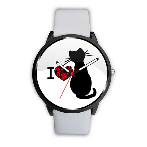 I Love Cats Watch - TheCatsPlaceStore