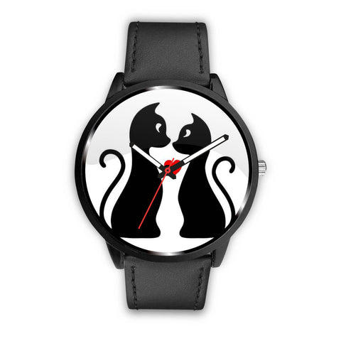 Cats In Love Watch - TheCatsPlaceStore