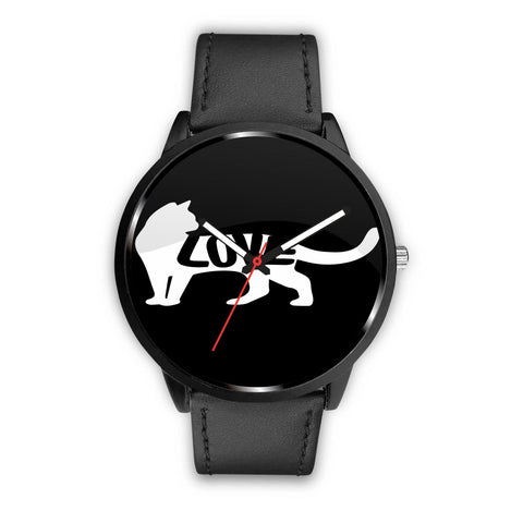 Cat Lover Watch - TheCatsPlaceStore