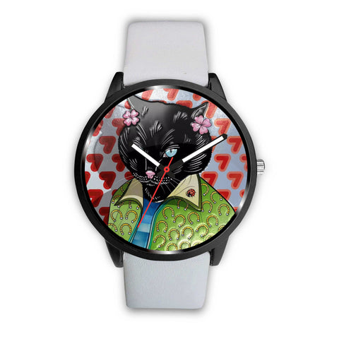 Fashion Cat Watch - TheCatsPlaceStore