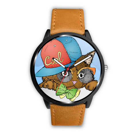 Cool Cat watch 🕧😎 - TheCatsPlaceStore