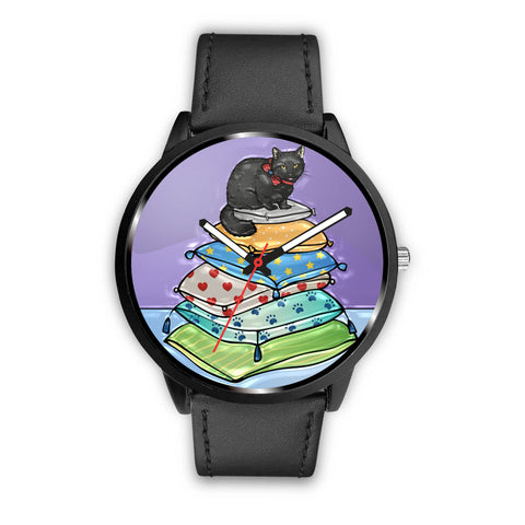 Cool resting cat watch 🕧🐱 - TheCatsPlaceStore