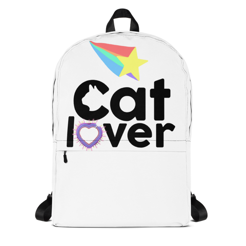 I'm  A Cat Lover Backpack - TheCatsPlaceStore