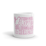 This Girl Loves Mug - TheCatsPlaceStore