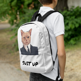 Suit Up Backpack